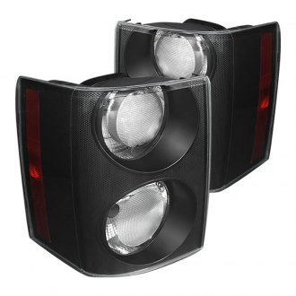 Spyder® - Clear Euro Tail Lights