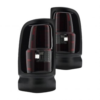 Spyder® - Red/Smoke C-Shape LED Tail Lights G2