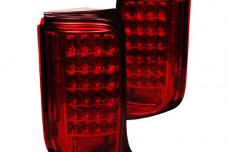 Spyder® - Red LED Tail Lights