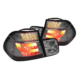 Spyder® - Smoke Light Bar Style LED Tail Lights