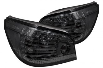 Spyder® - Smoke Fiber Optic Style LED Tail Lights