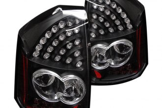 Spyder® ALT-YD-C305-LED-BK - Black LED Tail Lights