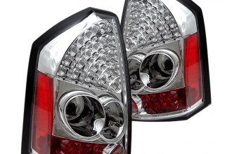 Spyder® ALT-YD-C305-LED-C - Chrome LED Tail Lights
