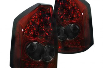 Spyder® ALT-YD-C305-LED-RS - Red/Smoke LED Tail Lights
