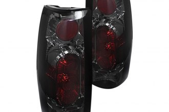 Spyder® - Smoke Euro Tail Lights G2