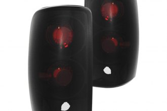 Spyder® - Black/Smoke Euro Tail Lights