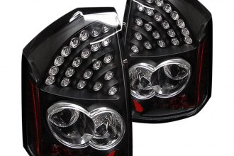 Spyder® ALT-YD-CHR305-LED-BK - Black LED Tail Lights