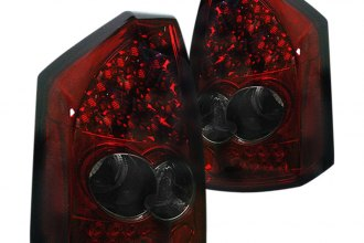 Spyder® ALT-YD-CHR305-LED-RS - Red/Smoke LED Tail Lights