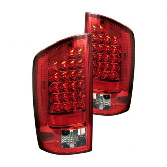 Spyder® - Red/Clear LED Tail Lights