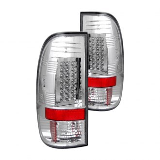 Spyder® - Chrome LED Tail Lights