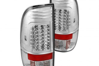Spyder® - Chrome LED Tail Lights G2
