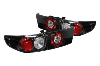 Spyder® - Black Euro Tail Lights