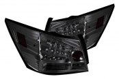 Spyder® - Smoke Fiber Optic LED Tail Lights