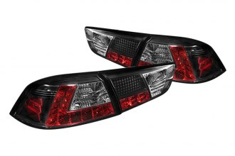 Spyder® - Black LED Tail Lights