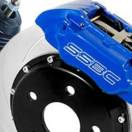 SSBC® - Performance Blue Disc Brake
