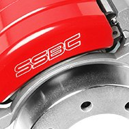 SSBC® - Performance Disc Brake Kit