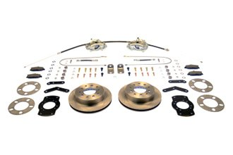 SSBC® - Rear Disc Brake Kit