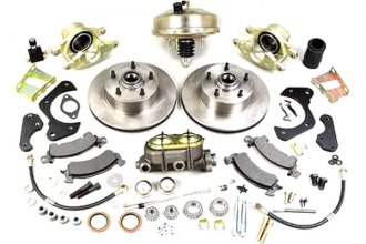 SSBC® - Drum to Disc Brake Conversion Kits