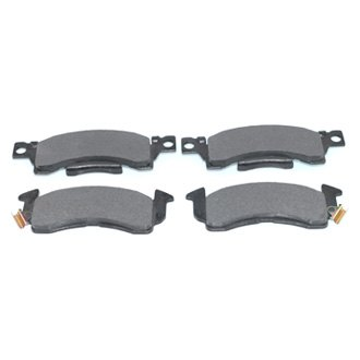 SSBC® - Hi Performance Street Front Disc Brake Pad Set