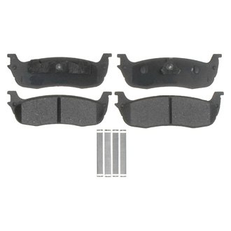 SSBC® - Big Bite Rear Brake Pad Set