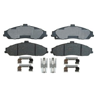 SSBC® - Big Bite Brake Pad Set