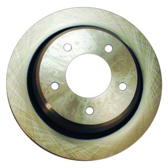 SSBC® - Standard Replacement 1-Piece Front Brake Rotor