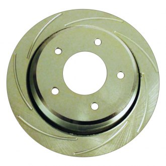 SSBC® - Turbo Slotted 1-Piece Front Brake Rotor