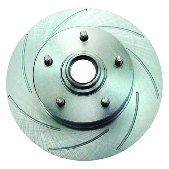 SSBC® - Turbo Slotted 1-Piece Brake Rotor