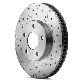 SSBC® - Standard Replacement Rear Brake Rotor