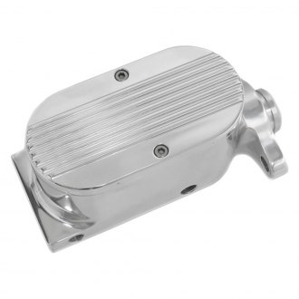 SSBC® - Billet Aluminum Master Cylinder with Finned Cap