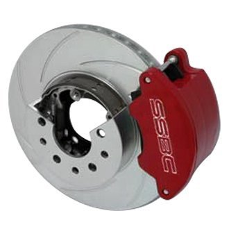 SSBC® - Super Twin Rear Brake Conversion Kit