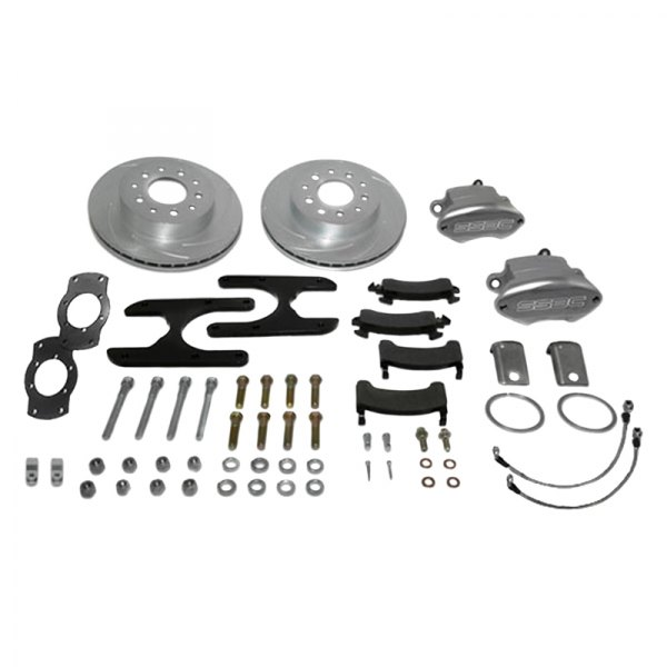 SSBC® - Sport R1 Rear Brake Conversion Kit