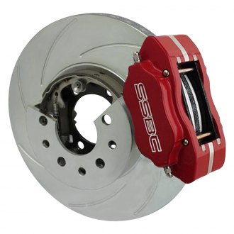 SSBC® - Competition Street Elite Rear Brake Conversion Kit