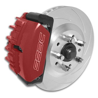 SSBC® - Tri-Power Front Disc Brake Kit