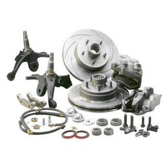 SSBC® - Super Duty Front Disc Brake Kit