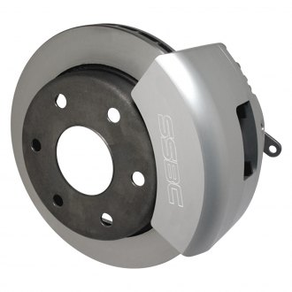 SSBC® - TRK Drum-to-Disc Brake Conversion Kit