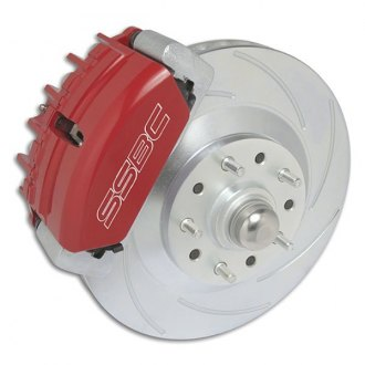 SSBC® - Tri-Power Front Brake Kit