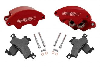 SSBC® - Front Super Twin Caliper Upgrade Kit