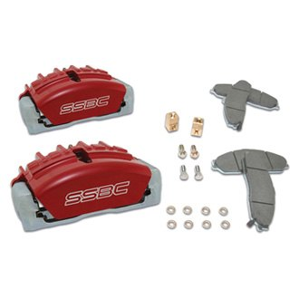 SSBC® - Tri-Power Quick Change Caliper Upgrade Kit