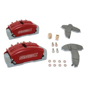 SSBC® - Tri-Power Quick Change Front Caliper Upgrade Kit