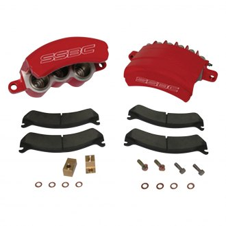 SSBC® - Front Caliper Upgrade Kit