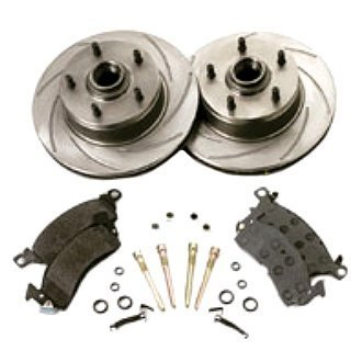 SSBC® - Turbo Slotted Front Brake Kit