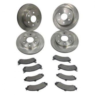 SSBC® - Turbo Slotted Brake Kit