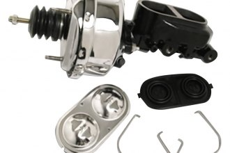SSBC® - Chrome Power Booster & Master Cylinder
