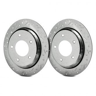 SSBC 1609251 Big Bite D925 Brake Pad Stainless Steel Brakes