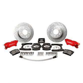 SSBC® - Competition Street Rear Brake Conversion Kit
