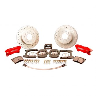 SSBC® - Competition Race Series Front Disc Conversion Kit