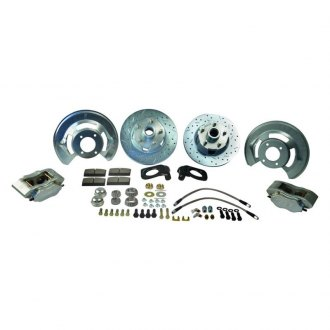 SSBC® - Competition Race Drum-to-Disc Front Brake Kit