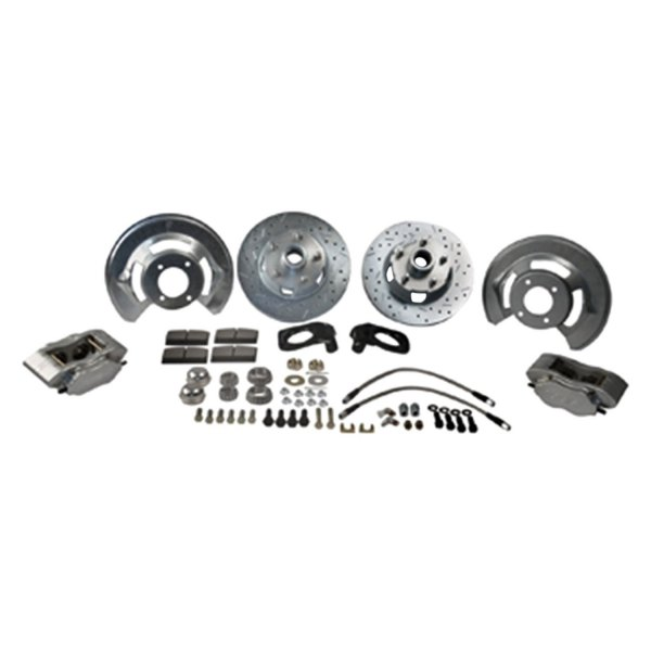 SSBC® - Competition Street Front Brake Conversion Kit