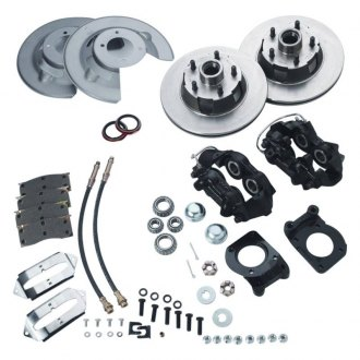 SSBC® - Competition Race Drum-to-Disc Brake Kit